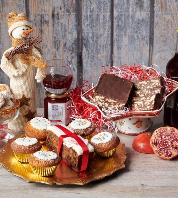 Christmas Treats Hamper The Pantry